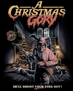 Fright Rags Release New Friday the / Christmas Designs, Including Crystal Lake Christmas Sweater - Daily Dead Christmas Horror Movies, Halloween Horror, Horror Icons, Horror Movie Posters, Horror Films, Film Posters, Horror Shirts, Horror Artwork, Classic Horror Movies