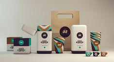Packaging of the World: Creative Package Design Archive and Gallery: JJ ROYAL