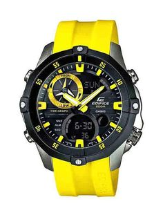 Casio Edifice Quartz Advanced Marine Line (August Watch # (Men Watch) Amazing Watches, Beautiful Watches, Cool Watches, Watches For Men, G Shock Watches, Sport Watches, Relogio Casio Edifice, Affordable Watches, Casio Watch