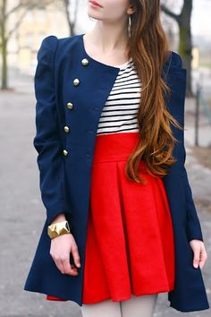 BLOG: Patriotic Outfit Ideas http://blog.homeseasons.com/2013/06/24/patriotic-outfit-ideas/