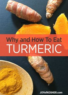 What's the Buzz About Turmeric? Get the Scoop on this Superfood Here is a couple of new ways you can use Tumeric. In soup, vegetarian dishes even in tea! How To Eat Turmeric, Turmeric Health, Turmeric Tea, What Is Turmeric, Turmeric Paste, Fresh Turmeric, Qinuoa Recipes, Kosher Recipes, Healthy Recipes