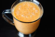 Strawberry Sunshine Smoothie #AmazingPaleo