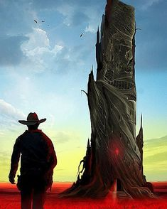 "227 Likes, 3 Comments - @thedarktowerart on Instagram: ""#thedarktower #latorreoscura #stephenking"""