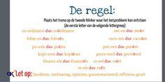 Spellingregels deel 8: Trema