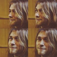 Kurt Cobain, such a beautiful man