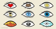 Choose an Eye and Learn Hidden Secrets About Your Personality Hand Tricks, Figured You Out, Passionate Person, Fbi Special Agent, Self Defense Women, Self Defense Techniques, Dark Thoughts, Make Up Your Mind, Psychology Facts