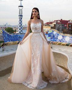 55c75a1698 Suknie ślubne Milla Nova - Salon Mody Ślubnej - Madonna Koronkowe Sukienki