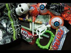 ▶ HALLOWEEN TREAT BAGS!! - YouTube