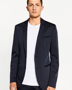 Image 2 of WRINKLE FREE SUIT from Zara