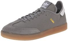 buy popular 5327d 5eaf1 adidas Originals Mens Samba MC Lifestyle Indoor Soccer-Style Sneaker  Low-top sneaker inspired by indoor soccer featuring natural rubber outsole  and T-toe ...