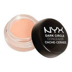 NYX Dark Circle Concealer- Medium -0.1 oz : Target