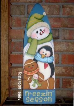 Freezin' Season ePacket