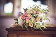 Svatební kytice / Od Million Bells pro Hanku a Michala