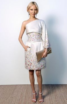 Soojoo Park wears Chanel haute couture at an event in France. Picture / Supplied.