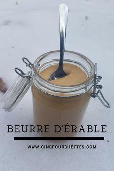 Du beurre d'érable maison, le pur bonheur ! Venez voir notre recette ! #sucre #sirop #érable #maple #beurre #cinqfourchettes #maison #sucré #dessert