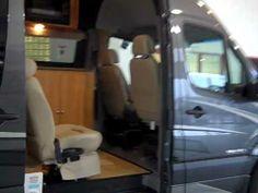2010 Winnebago ERA Limited - Camper Van - For Sale