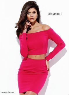 Sherri Hill Dress 50773   Terry Costa #homecomingdresses #homecoming #terrycosta #prom2017 #homecoming2016 www.terrycosta.com