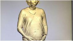 安産祈願!? 妊娠9カ月で全身スキャン&3Dプリント体験してみた https://modelabo.itmedia.co.jp/info/info_blog140704/