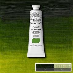 Winsor & Newton Artists' Oil Colour Sap Green