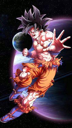 goku ultra instinct transformation final.