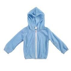 Spring Kids Hooded Coats Jacket for Boys Children's Jacket Windproof Flax Outerwear Kids Long Sleeve Autumn Jacket Blue