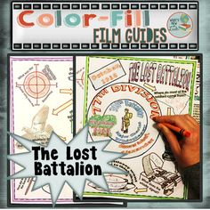 Escape from sobibor color fill film guide sobibor was a secret color fill film guides are doodle notes for movies they are perfect to leave fandeluxe Image collections