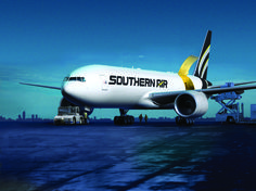 Southern Air Boeing 777 freighter