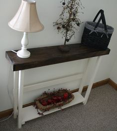 Hey, I found this really awesome Etsy listing at https://www.etsy.com/listing/155000920/unique-primtiques-dark-walnut-stained