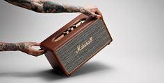 Marshall Stanmore Brown Home Speaker