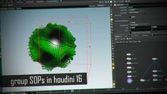 Learn what has changed with Houdini 16's group node, with a guide to working with group SOPS in the latest version of Houdini.