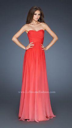 La Femme 18415 | La Femme Fashion 2014 - La Femme Prom Dresses - Dancing with the Stars