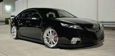 2014 Acura TL Sh-AWD Manual