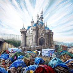 Jeff Gillette - Dismaland Calais