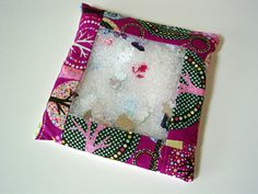"""I spy bag""... for Frankie's birthday? Holy Craft: Handmade baby and kids crafts"
