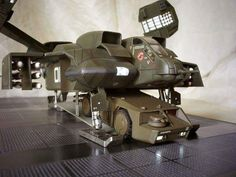 Aliens. Dropship & troop transport