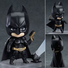 17.09$  Watch here - http://alit5o.shopchina.info/go.php?t=32639918207 - 10CM Cute Nendoroid 469# Batman Q Version Face Changable PVC Action Figure Collectible Model Kids Toy Dolls 17.09$ #shopstyle