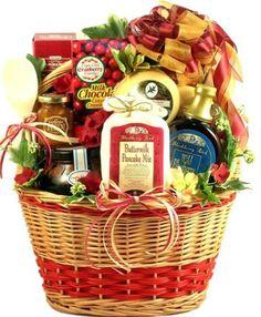 Just Like Mama Makes! Gourmet Breakfast Gift Basket