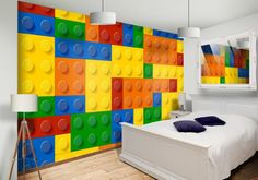 A Grown-Up LEGO Lovers Paradise