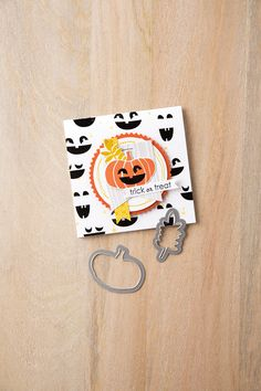 Trick or Treat? This card is definitely a treat! #stampinupuk #trickortreat