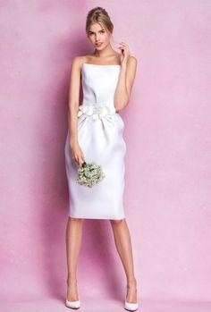 Bridal Runway Trends: Chic Modern Angel Sanchez Wedding Dresses
