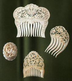 Russian folk crafts: Varnavino bone carving