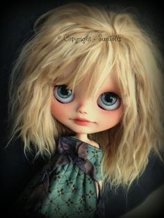 https://flic.kr/p/opHUEf | Eiko | Eiko with beautiful eyechips and dress by Puppelina