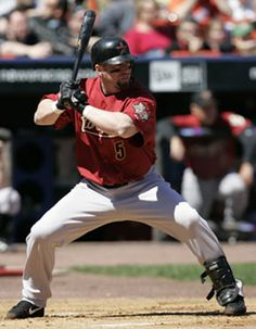 Jeff Bagwell - If you don't know who it is by the batting stance alone, you must not know #baseball | Houston Astros | As a teenager, I tried to emulate Bags' game at first base. #HOF