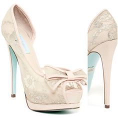"""👰🏼NWT Betsey Johnson Vail Lace Heels – -7 & 8.5 NWT Betsey Johnson SB Vail Lace Heels – 7 & 8.5   NEW IN BOX.. Say hello to your favorite pretty pair.  Lacy floral embroidery highlights the upper of Betsey's special occasion-ready peep-toe pump.  Perfect for date night, prom, or bridesmaid's shoes. 4"""" HEEL / 1"""" PLATFORM. Betsey Johnson Shoes Heels"""