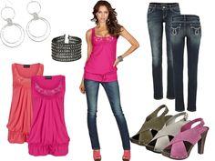Pink und Hummer sorgen im Sommer für ein explosives Feuerwerk der Farben. Beleben Sie Ihre Outfits mit der intensiven Farbigkeit von Garden Glow.   Mehr GardenGlow unter: www.ackermann.ch