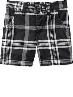 Canvas Shorts for Baby (Old Navy 0-24m)