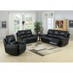 AC Pacific Furniture - Javier 3 Piece Bonded Leather Power Reclining Set - JYQ1161  SPECIAL PRICE: $2,098.99