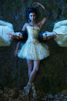 Vampire Diaries ballet style promo