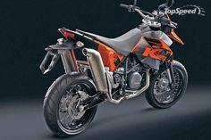 KTM 690 Supermoto (2007)