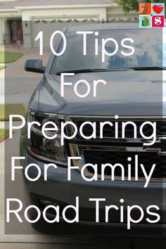 @havingfunsaving 10 Preparing For Family Road Trips Tips The holidays are quickly approaching and that means you may have some family road trips coming up...